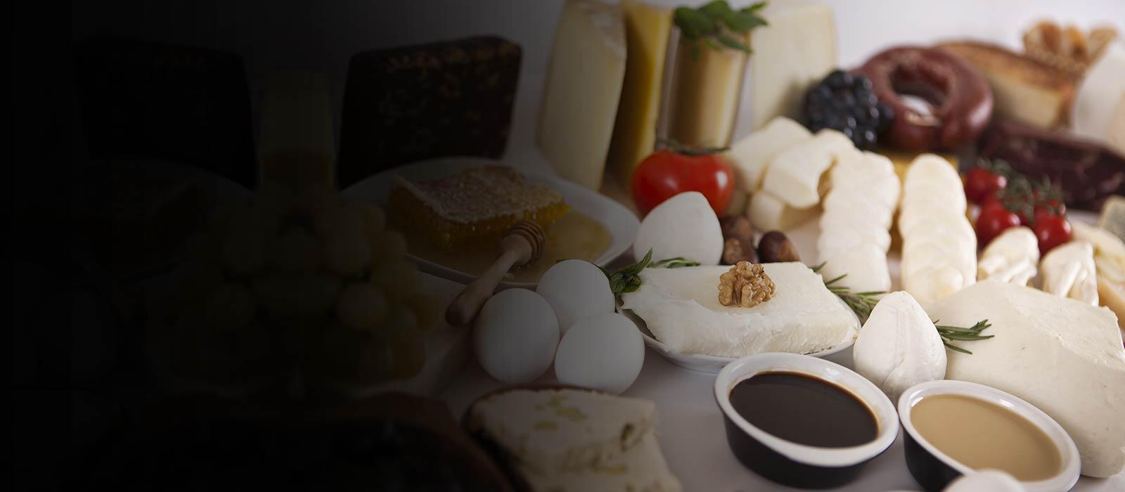 Yöresel ve Organik Taptaze Kahvaltılık Ürünler